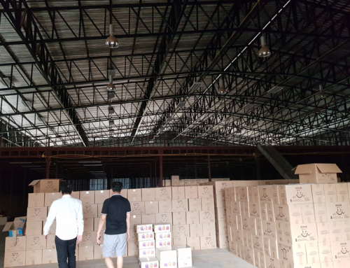 Mega Warehouse near Chinese Market Vientiane